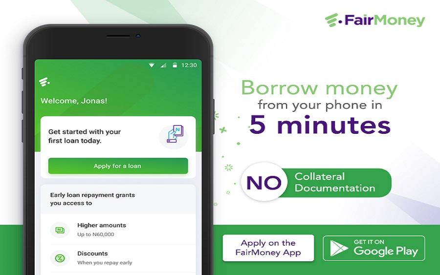 Loan app for fair money in Nigeria