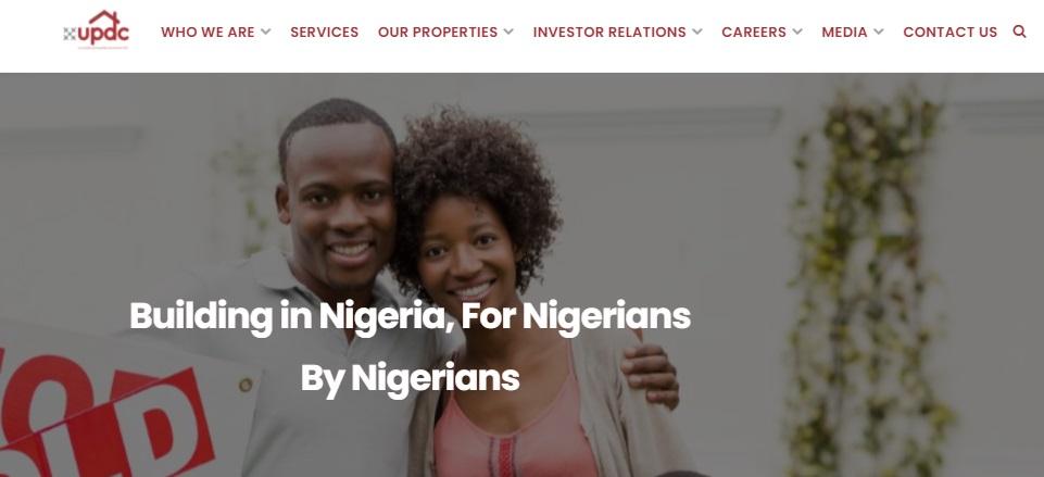Top estate in Nigeria